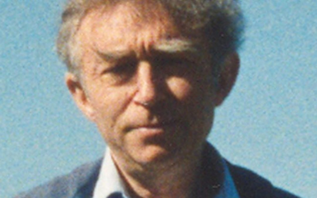 A Dean Of America's Intellectual Pro-Israel Defenders Has Died