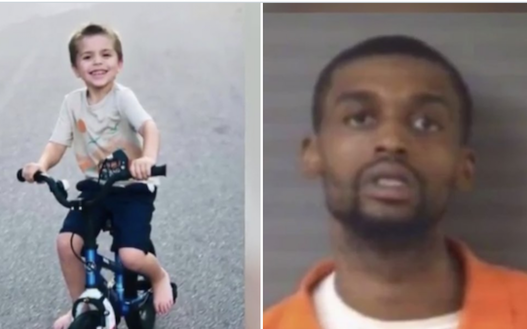 Cops Catch Man Who Executed 5yo Boy For Accidentally Riding Bike On His Lawn