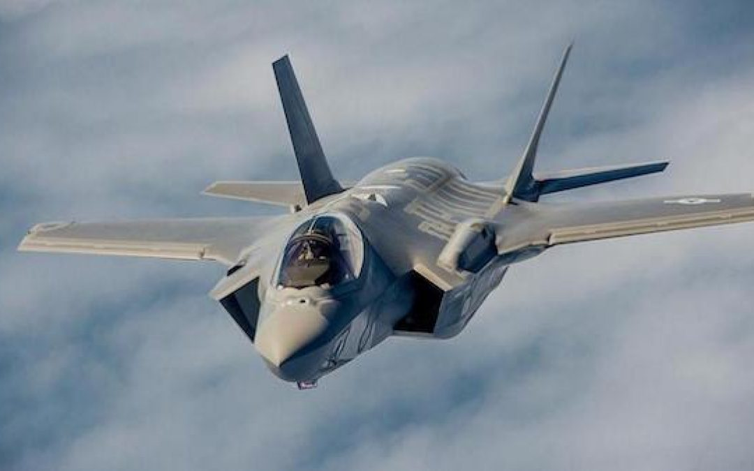 F-35s To UAE,  Why It's A Lousy Idea For U.S. And Israel