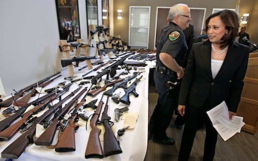"""""""President"""" Kamala Harris is Coming for Your Guns – Constitutional or Not!"""