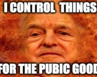 Criticizing Soros Is NOT Anti-Semitic, Soros Is A Bad, Anti-Semitic Dude