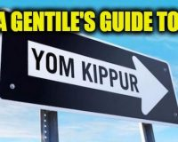 What Every Gentile NEEDS To Know About Yom Kippur