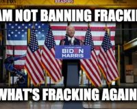 Biden's Green New Deal Will End Fracking And Make America Beholden To China