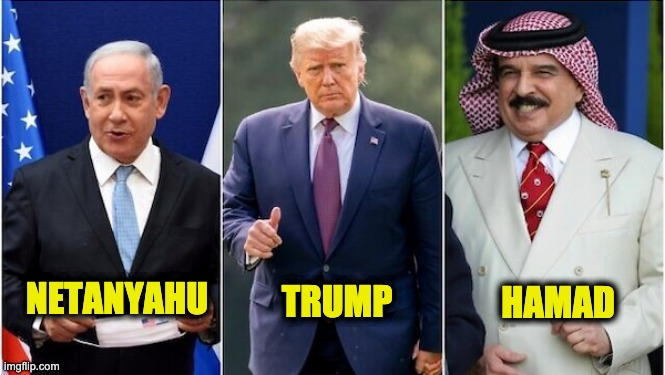 Bahrain Israel peace