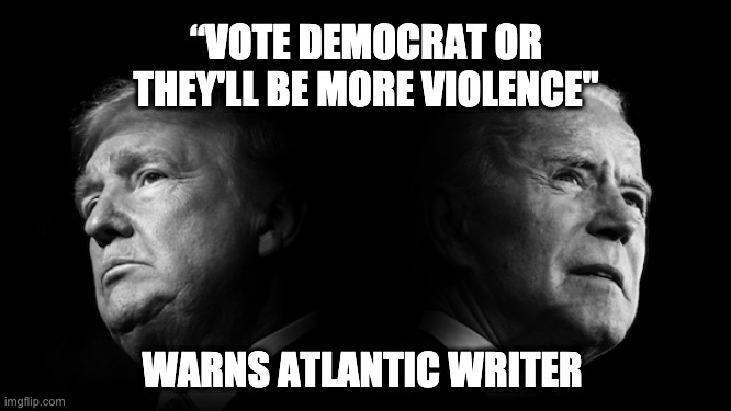 Atlantic writer warns violence