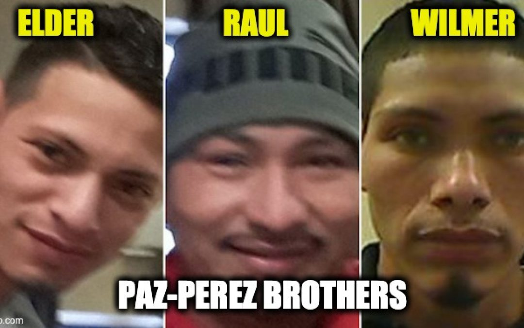 Twin Illegal Aliens Charged With Rape Of 10 Yr Old Girl, Third Brother Still On The Lam