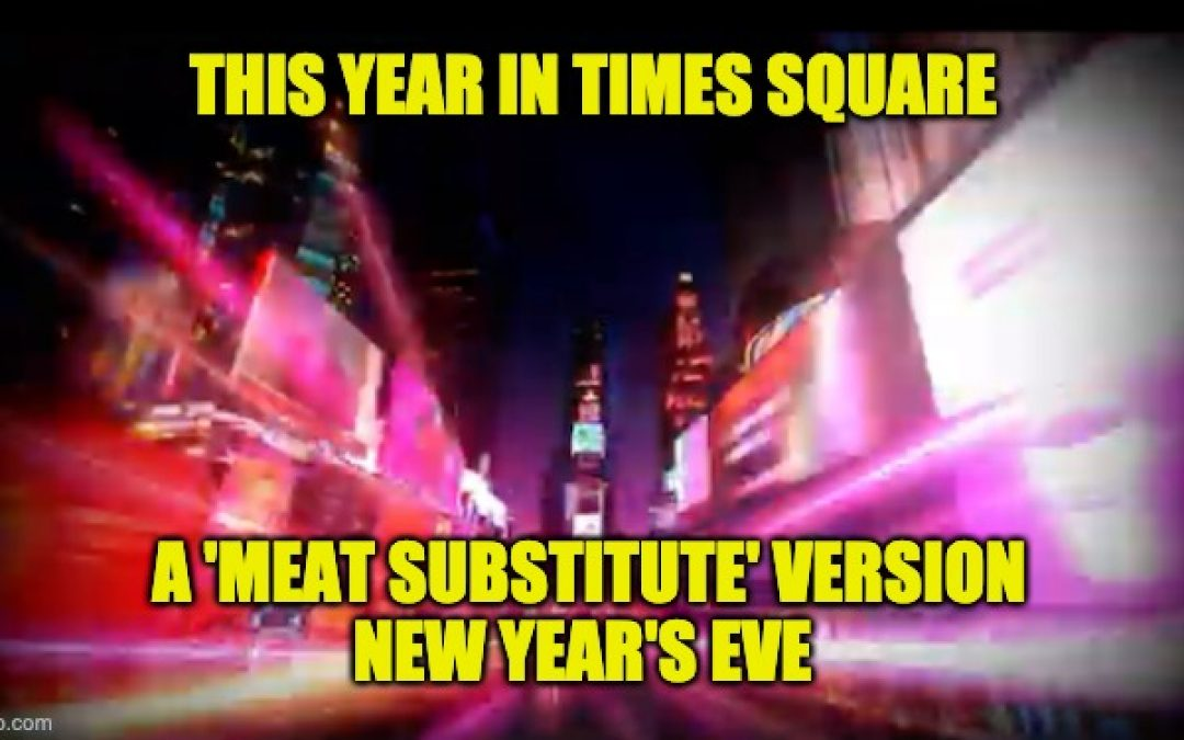 New Year's Eve Times Square Ball Drop Is Cancelled (VIDEO)