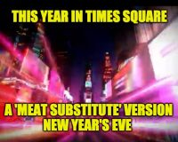 The New Year's Eve Celebration In Times Square To Be Replaced (VIDEO)