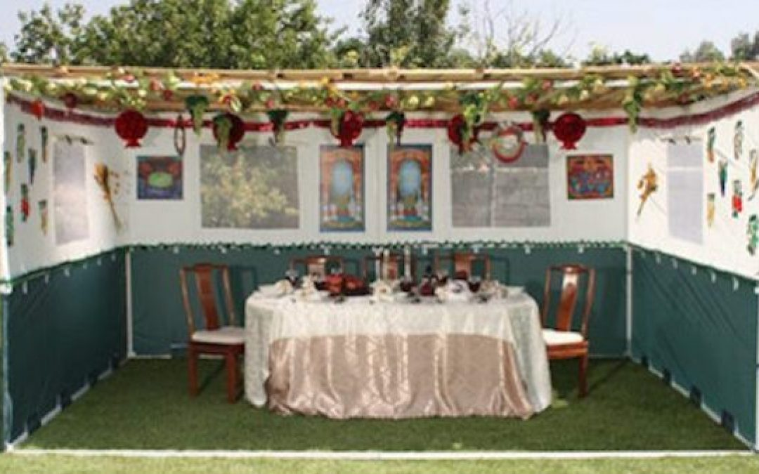 A Guide To The Jewish Holiday Of Sukkot For Gentiles and Secular Jews