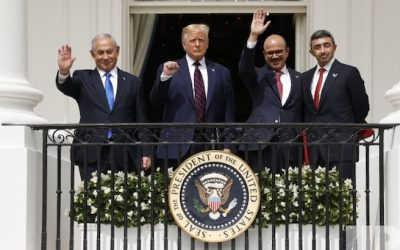 The Abraham Accords Peace Deal How Trump Made It Happen