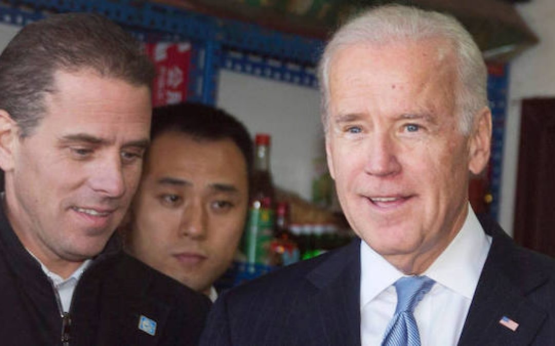 Must Watch Video: RIDING THE DRAGON: The Bidens' Chinese Secrets  (Embedded)