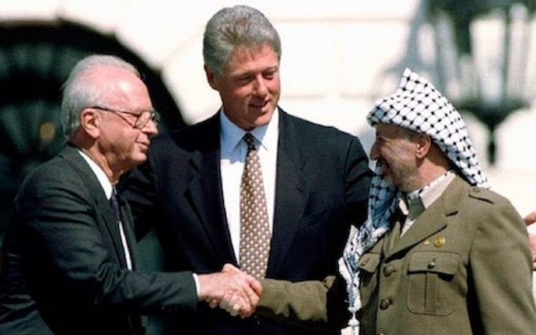The Oslo Accords, A Peace Deal That Never Was