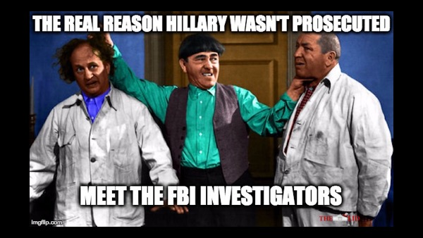Hillary Russiagate scandal