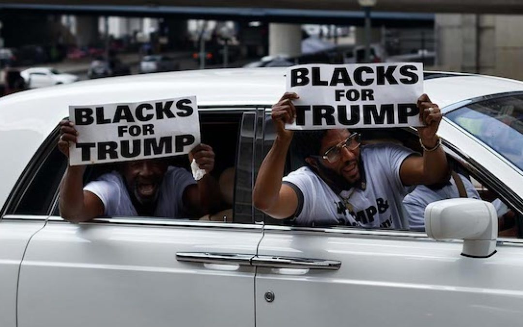 New Video From Team Trump Proves He's Denounced White Supremacy Over And Over Again