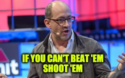 Dick Costolo, Former Twitter CEO Says Some Capitalists Will be Shot in the Revolution