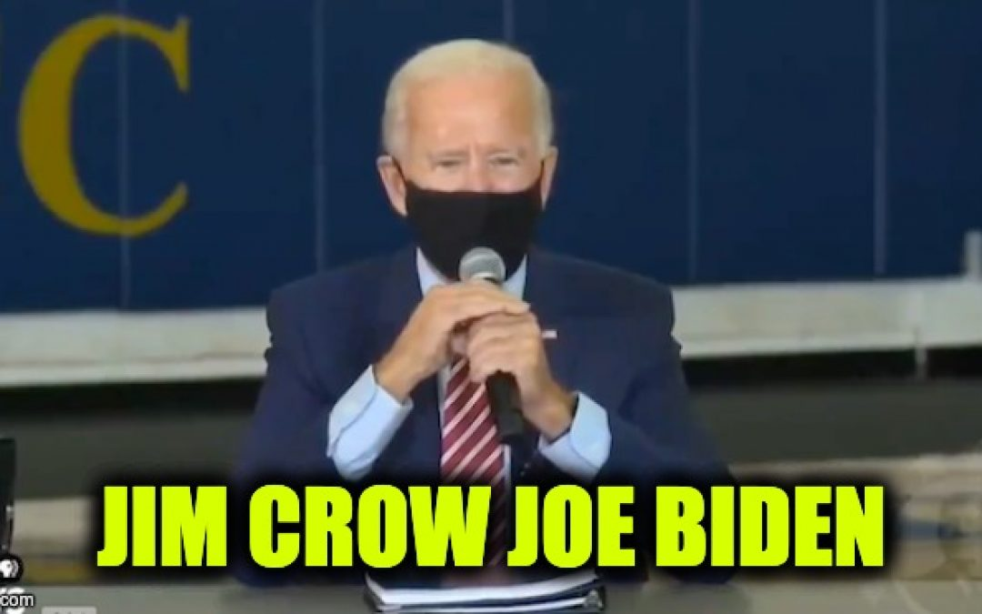 Biden Does It Again-Makes Another Disparaging Statement About African Americans