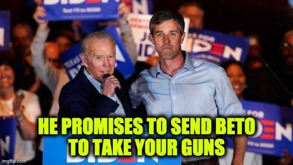 Biden coming for your guns
