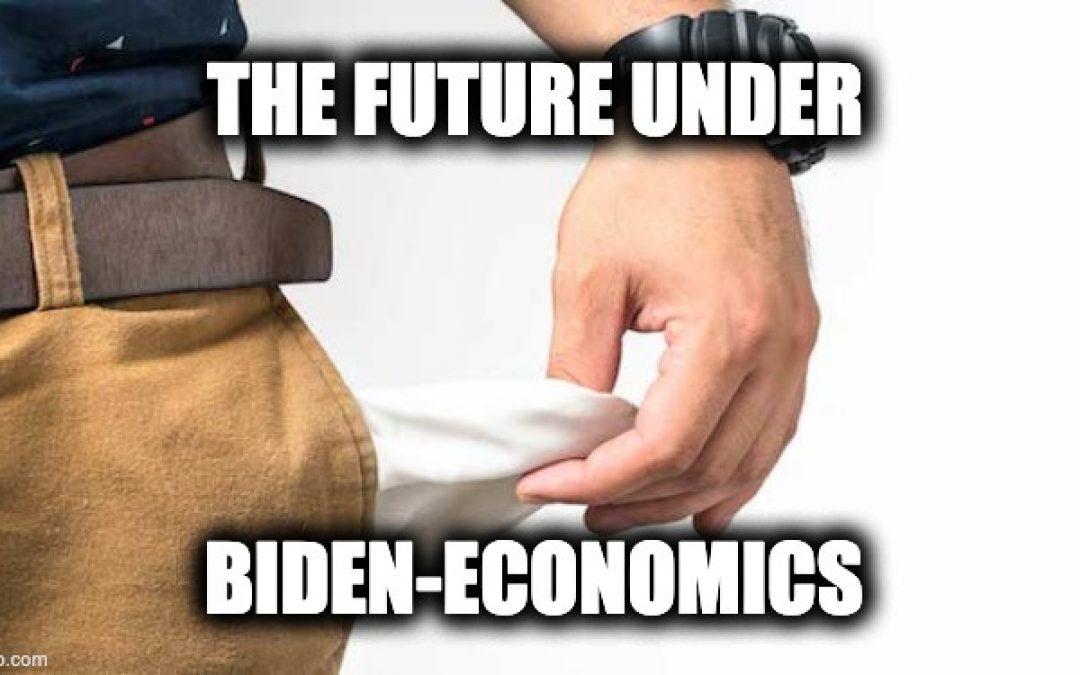 WSJ: Biden Economics Will Lead To $6,500 Drop In Median Annual Household Income