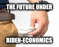 WSJ: Biden Economics Will Lead To $6,500 Drop In Median Annual Household Income