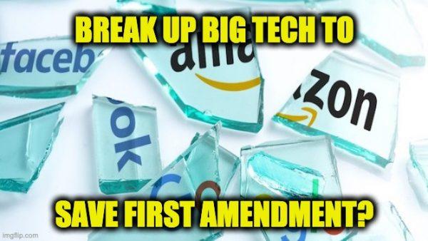 big tech political news
