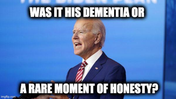 Biden voter fraud