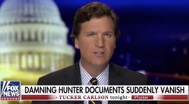 tucker biden documents stolen