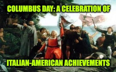An Italian-American Defends Columbus Day