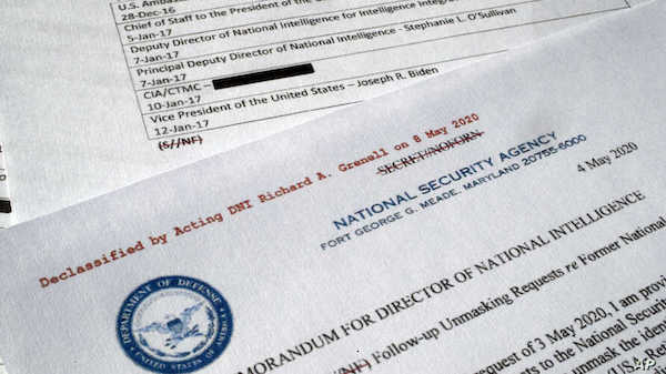 reason Trump declassified documents