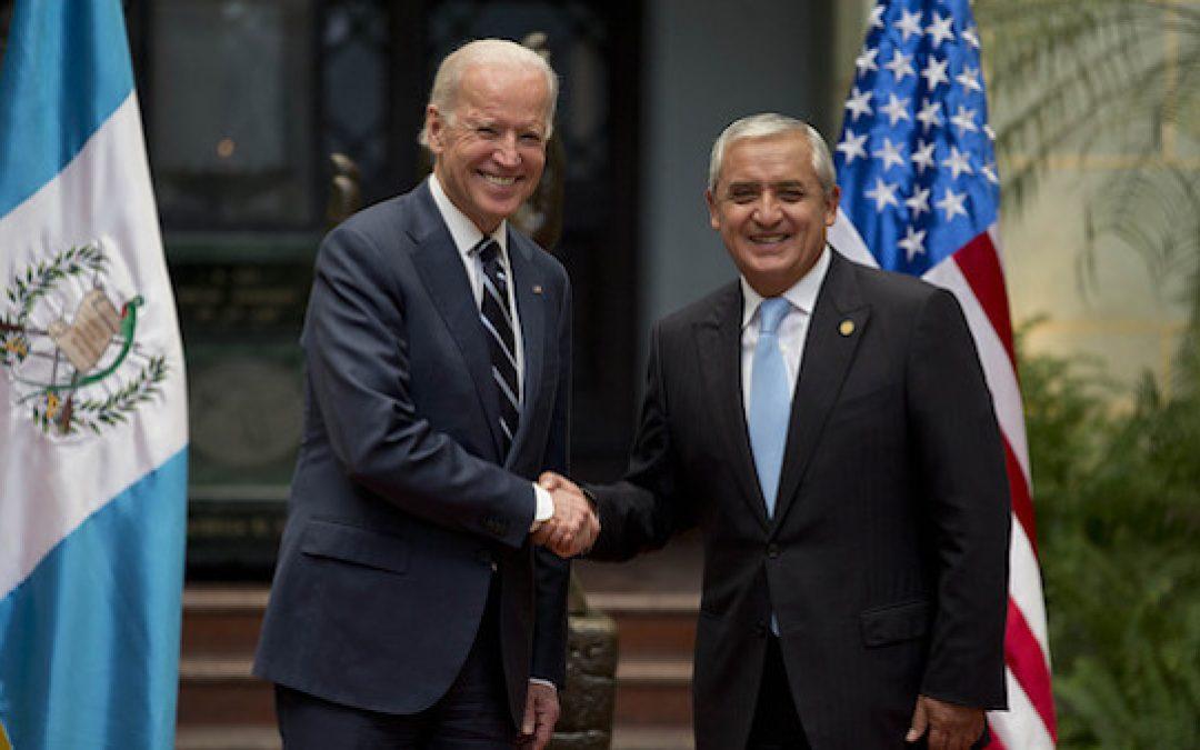 Joe Biden's Hand In Corruption, Subversion And Crime In Guatemala