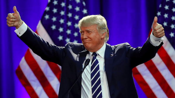 Trump's success
