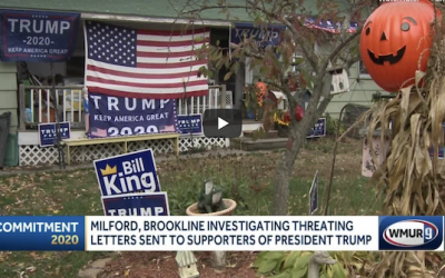 Liberals Threaten Trump Supporters With Arson If President Does Not Concede Election (Video)