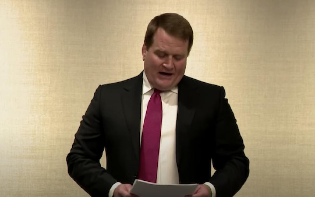 WATCH! Hunter's Ex-Partner Tony Bobulinski Speaks To Press Implicates Joe Biden  (Video)