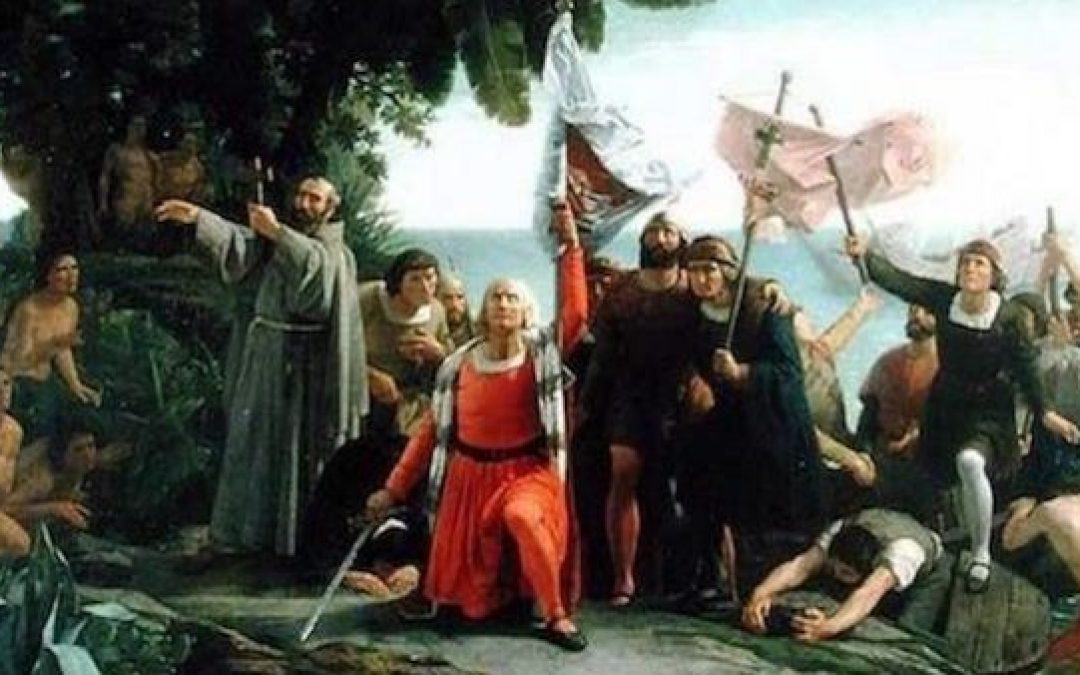 An Italian-American Explains His Defense of Columbus Day