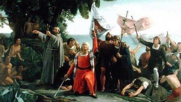 American Italian Columbus Day