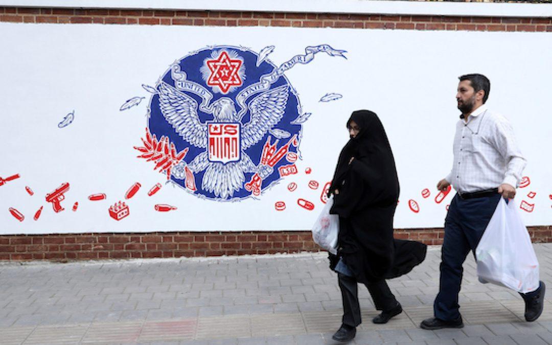 A New Blow To Iran's Forgotten Jews