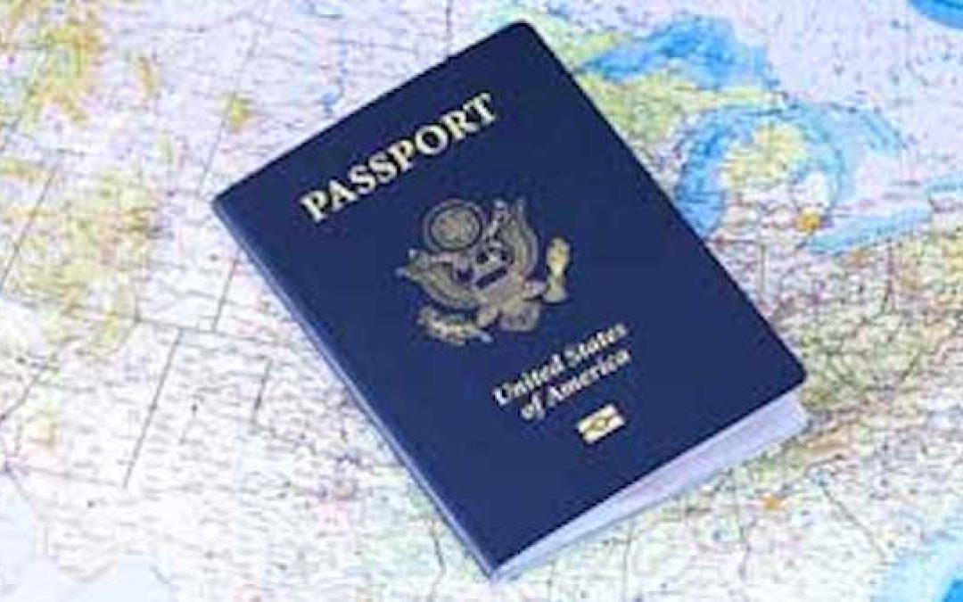 Trump Reverses The Biden/Obama Anti-Israel Passport Policy