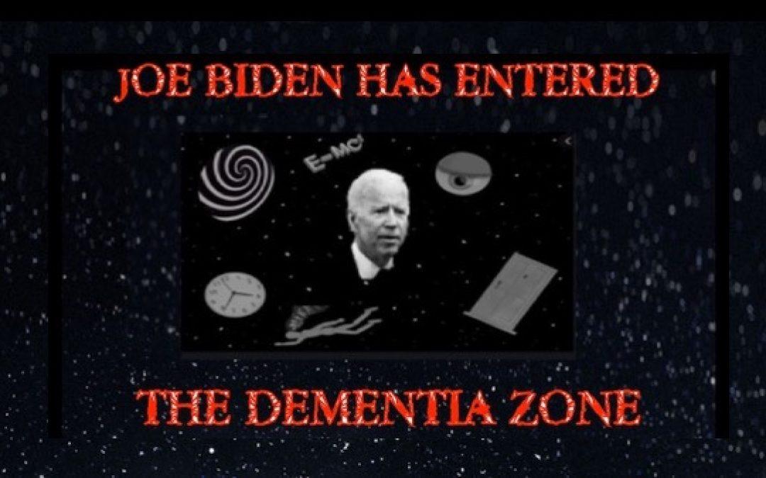 Dementia Joe Biden Confuses Trump With George Bush (Video)