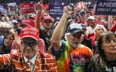 Biden Team Worried a MAGA Rally Will Break Out At 'His' Inauguration