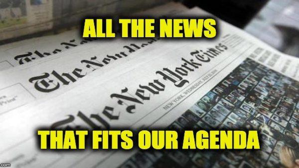 hypocritical NY Times