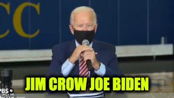 Biden is pandering
