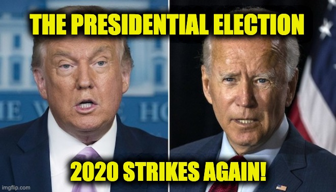 2020 election still no winner