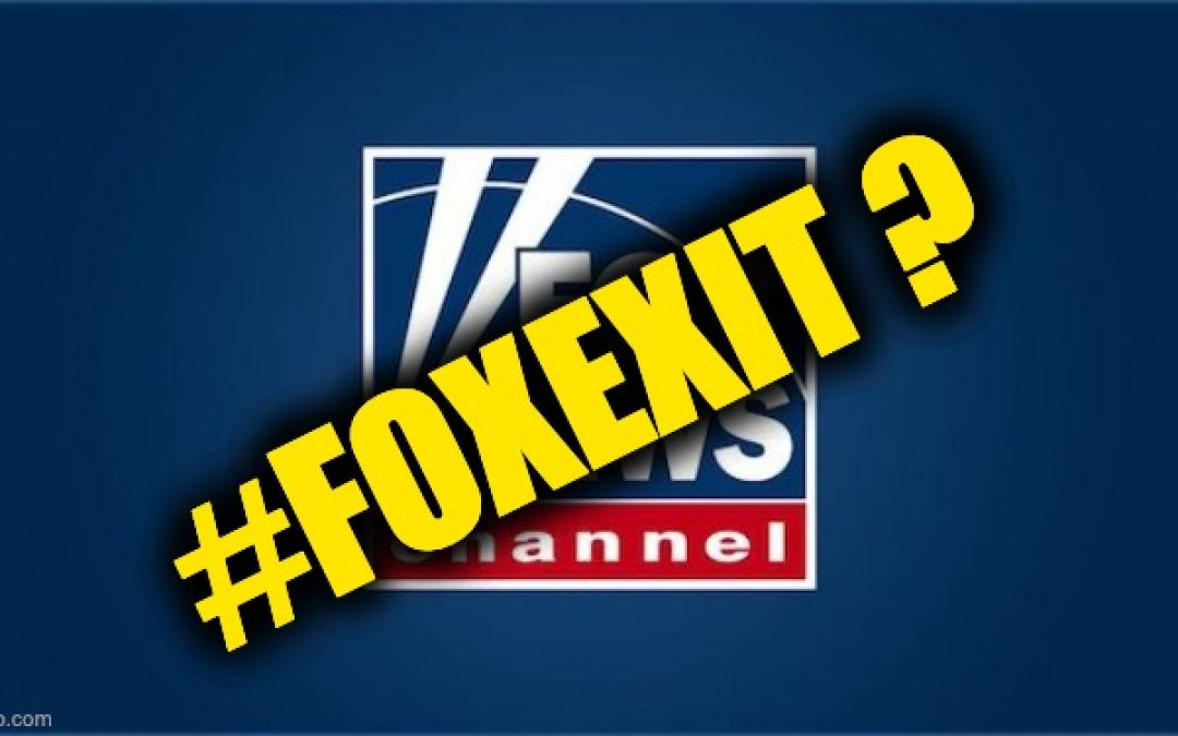 #FOXEXIT Movement Builds As Network Has Become Anti-Trump