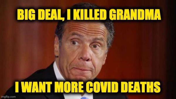 Cuomo COVID vaccine