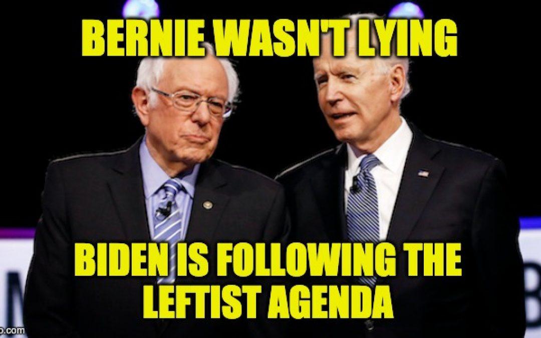 'Moderate Joe's' Campaign Manager Says Biden Will 'Make Good' On VERY Progressive Agenda
