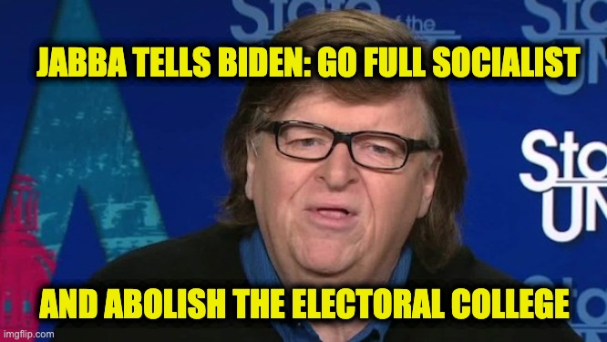 Socialist Michael Moore