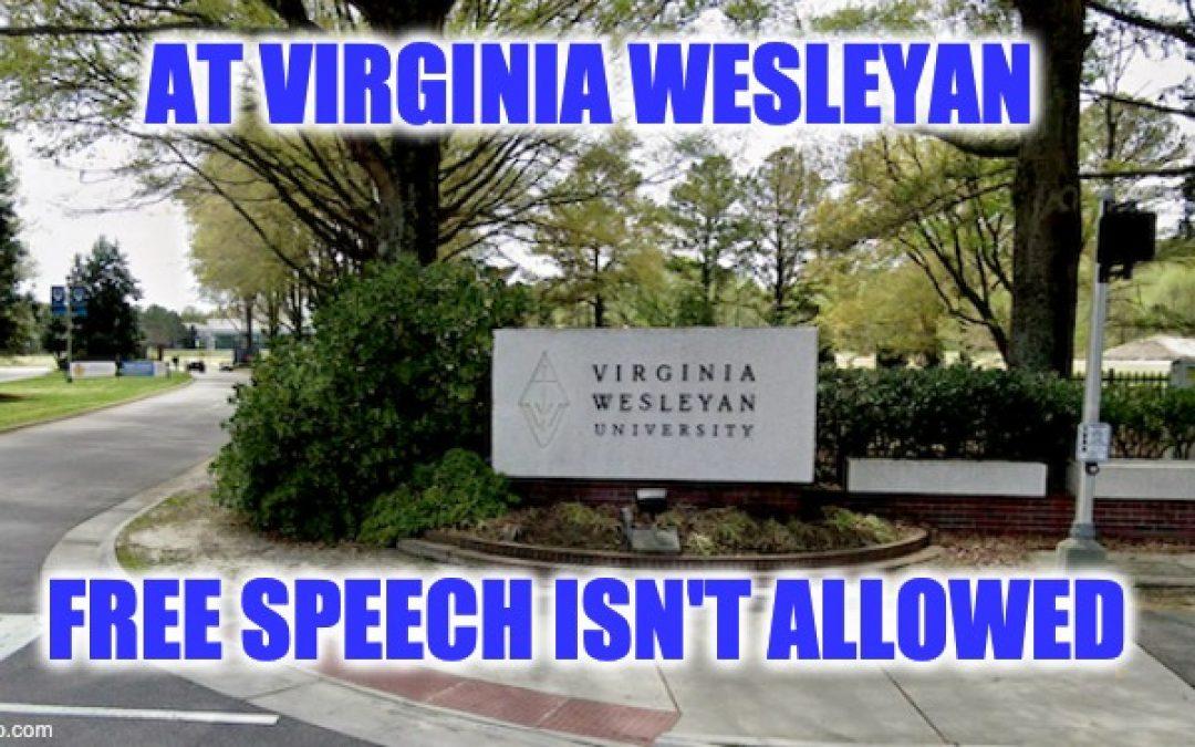 Another Leftist Purge Victim: College Dean Resigns Under Pressure After Bashing Biden Online