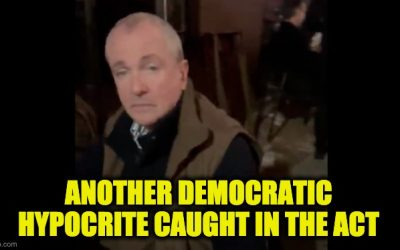 New Jersey Dem. Gov. Confronted At Restaurant for Not Wearing Mask, Not Distancing (Video)