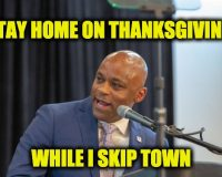 "HYPOCRISY! Denver Mayor Joins The Democrat ""Break Your Own COVID Rule"" Club"
