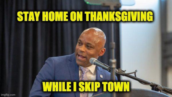 Mayor Michael Hancock