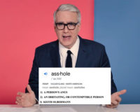 Professional Asshole Keith Olbermann: Prosecute Trump, Family, Supporters, Everyone (Video)